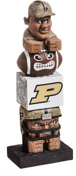 Evergreen Purdue Boilermakers Tiki Totem
