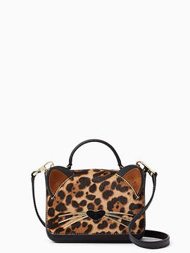 Kate Spade Run wild leopard-print mini janine - MULTI - STYLE