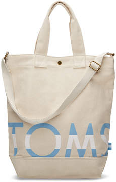 Toms Natural Compass Tote
