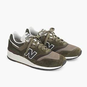 J.Crew New Balance® for 997 camo sneakers
