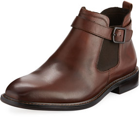 Kenneth Cole In Sum-Mary Techni-Cole Leather Chelsea Boot