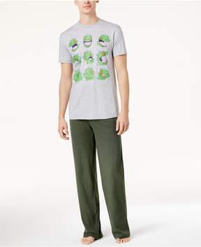 Bioworld Men's Reptar Pajama Set