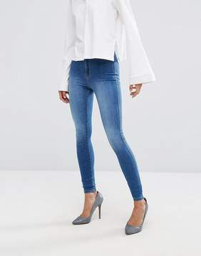 Dr. Denim Solitaire High Rise Skinny Jean