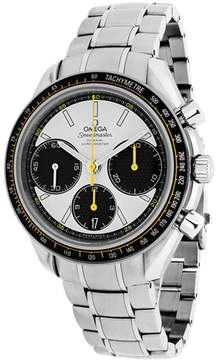 Omega Speedmaster Collection O32630405004001 Men's Stainless Steel Analog Watch