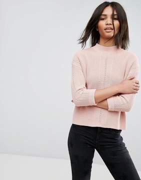 Esprit High Neck Sweater