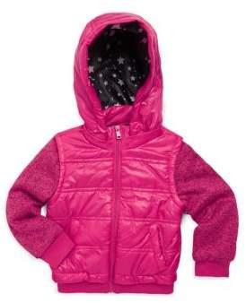 Urban Republic Little Girl's Hooded Jacket