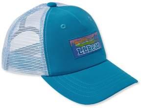 L.L. Bean L.L.Bean Kids' Trucker Hat