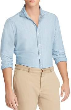 Polo Ralph Lauren Chambray Classic Fit Button-Down Shirt