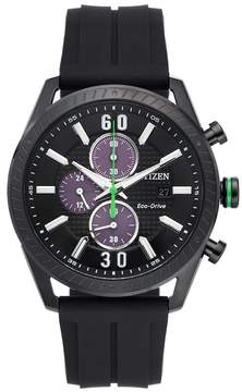 Citizen Drive From Eco-Drive Men's CTO Chronograph Watch - CA0665-00E