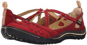Jambu Blossom Encore Women's Hook and Loop Shoes