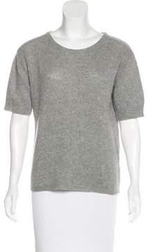 Calypso Cashmere Short Sleeve Sweatshirt