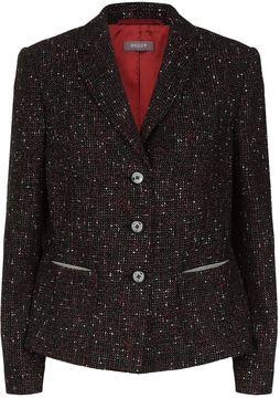 Basler Embellished Tweed Blazer