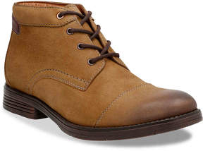 Clarks Men's Devington Cap Toe Chukka Boot