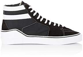 Givenchy Men's George V Suede & Canvas Sneakers