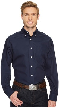 Ariat Solid Shirt Men's Clothing