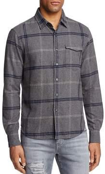 Joe's Jeans Bellowed Plaid Regular Fit Button-Down Shirt