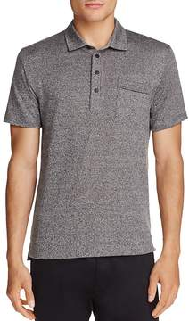 Billy Reid Smith Short Sleeve Polo Shirt