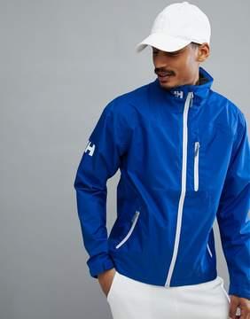 Helly Hansen Crew Jacket In Blue