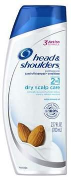 Head & Shoulders Dry Scalp Care 2-in-1 Dandruff Shampoo + Conditioner