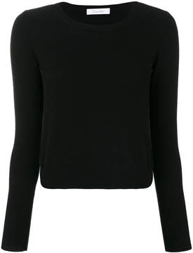 Cruciani cropped pullover