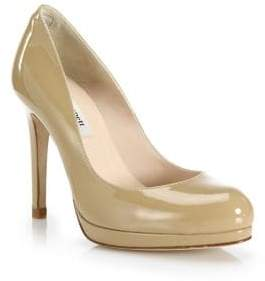 LK Bennett Sledge Patent Leather Pumps