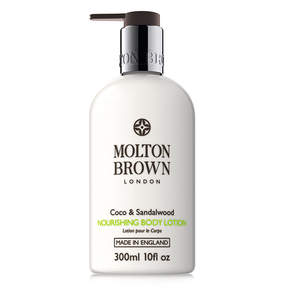 Coco Sandalwood Nourishing Body Lotion by Molton Brown (300ml Lotion)
