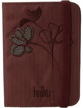 Haiku - Track RFID Passport Case Handbags