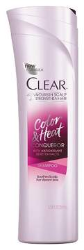 Clear Color and Heat Conqueror Shampoo 12.9 oz