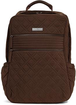Vera Bradley Espresso Tech Backpack - ESPRESSO - STYLE