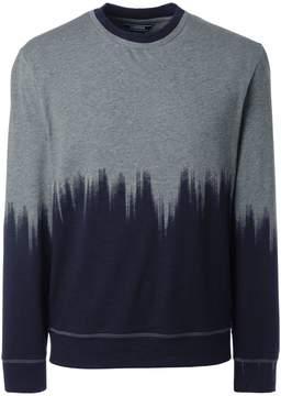 Lands' End Lands'end Men's Ombre Crew Sweater