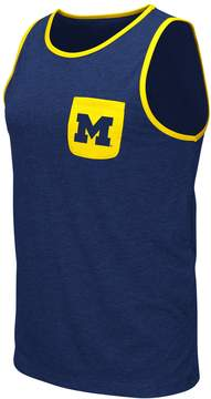 Colosseum Men's Michigan Wolverines Tank Top