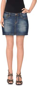Sun 68 Denim skirts