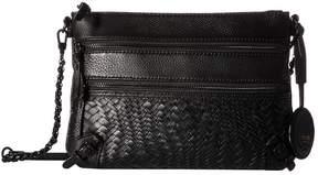 The Sak Bayshore 3 Zip Clutch by Collective Clutch Handbags