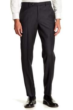 Brooks Brothers Print Flat Front Regent Fit Pants - 30-34\ Inseam