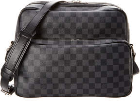 Louis Vuitton Damier Graphite Canvas Leoh
