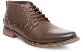 Steve Madden Men's Pieter Leather Chukka Boot