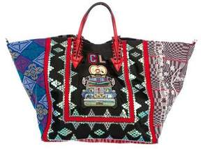 Christian Louboutin Mexicaba Tote w/ Tags