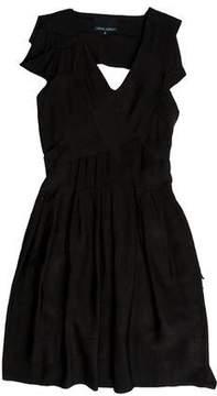 Cynthia Rowley Sleeveless Mini Dress