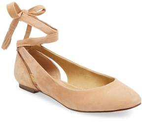 Splendid Women's Jerrie Leather Ballet Flat