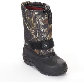 Kamik Rocket Boys' Camo Winter Boots