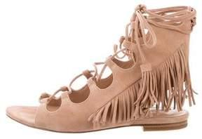 Sigerson Morrison Azzia Fringe Sandals