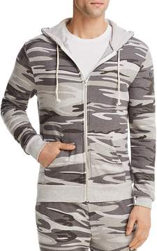 Alternative Rocky Camouflage Zip Hoodie