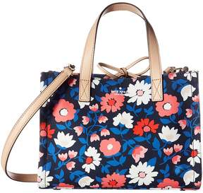Kate Spade Washington Square Sam Handbags - RICH NAVY MULTI - STYLE