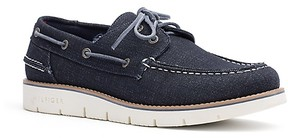 Tommy Hilfiger Final Sale-Denim Deck Shoes