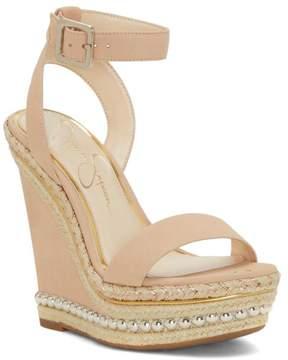 Jessica Simpson Avey Platform Wedge Sandal