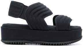 Marni quilted flatform sandals