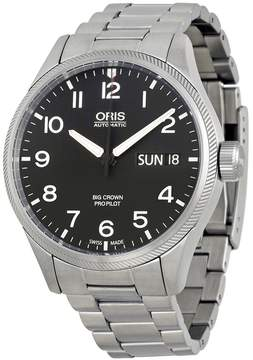 Oris Big Crown ProPilot Automatic Black Dial Men's Watch 752-7698-4164MB