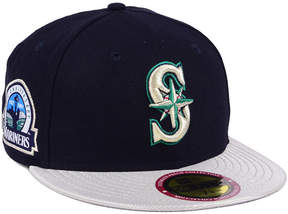 New Era Seattle Mariners Ultimate Patch Collection Anniversary 59FIFTY Cap
