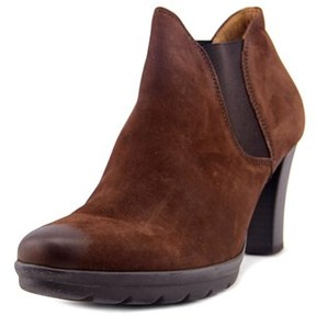 Gabor Chelsea Boots Round Toe Leather Bootie.