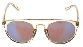 Westward Leaning Westward\\Leaning Atlas 10 Mirrored Sunglasses w/ Tags